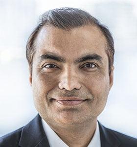 Ajay Arora, VP Fleet
