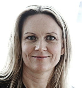 Pia Lindberg, VP Accounting & Finance